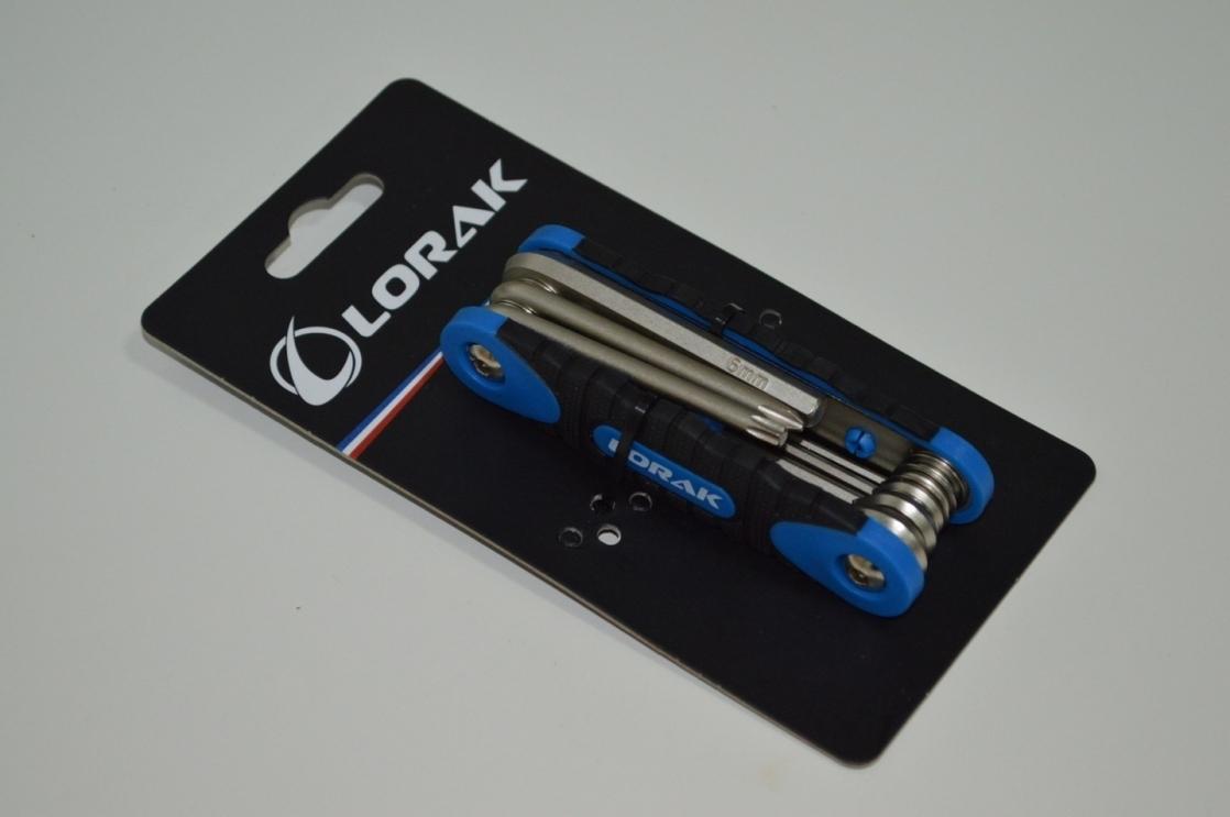 Шестигранник Lorak 8 функций FTH1N083D1CV , 9074
