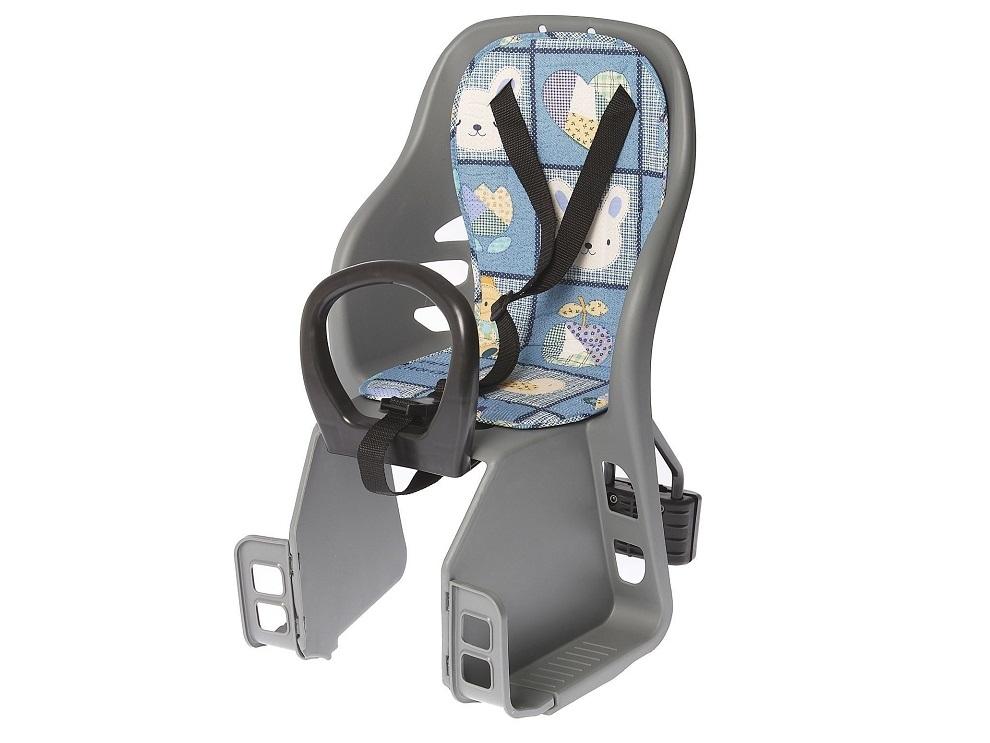 Кресло детское YC-689 пластик крепление переднее X75286, код 75286