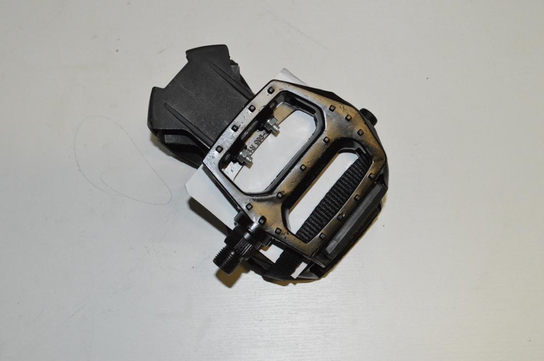 Педаль алюминевая FP-J965 EXERCIS с застежкой