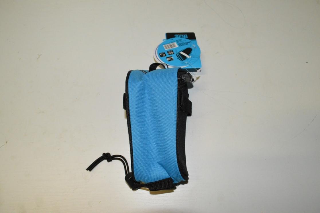 Сумка Roswheel под седло черно/синяя X94987