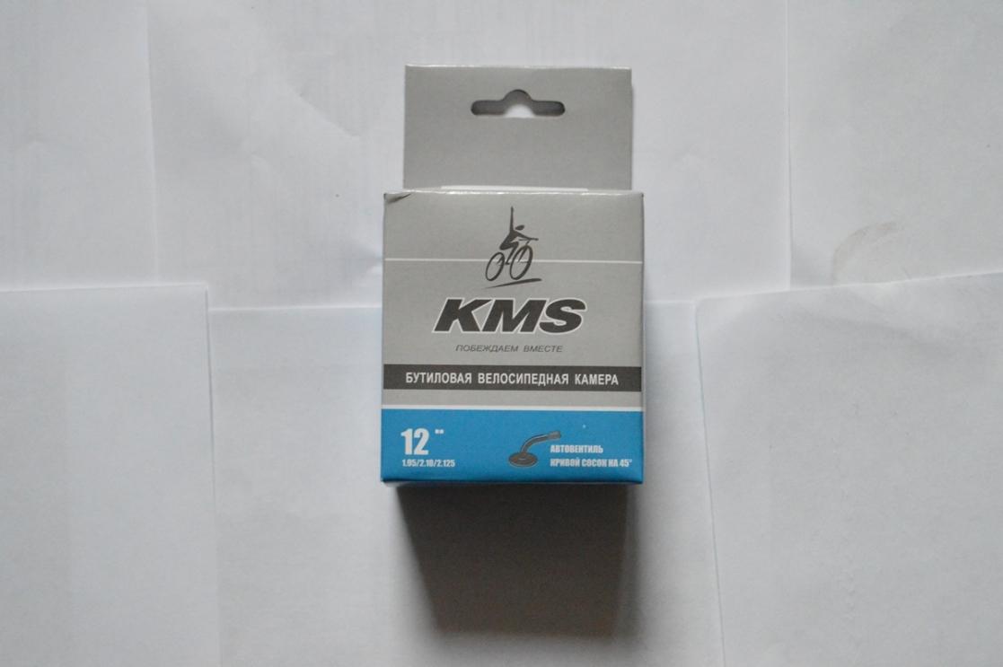 Камера Бутил KMS 12 с кривым соском