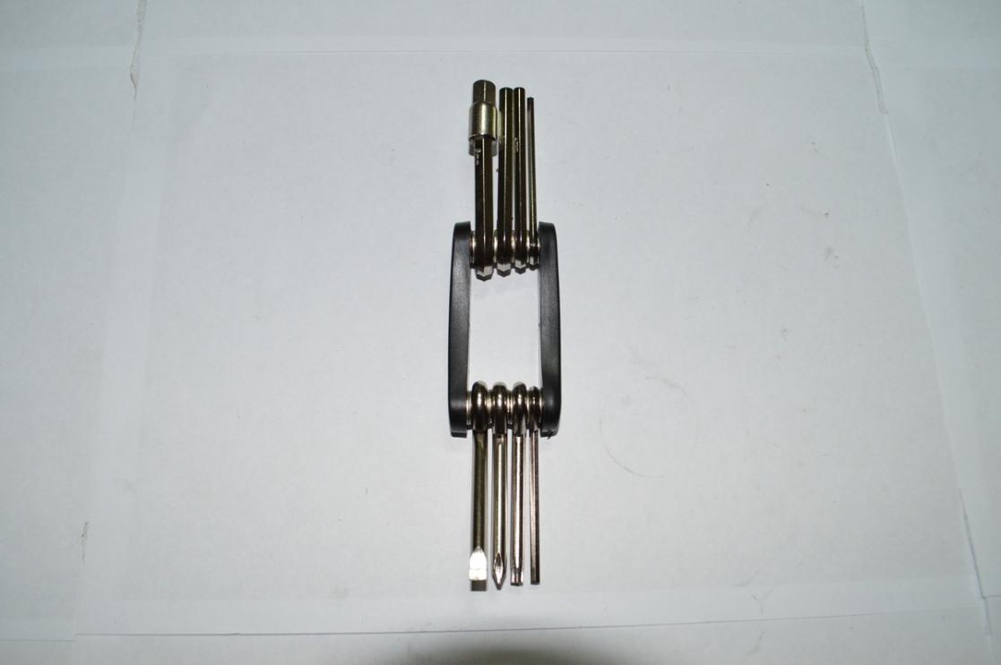 Шестигранник Kenli 9 в 1 KL-9833C, код 40247