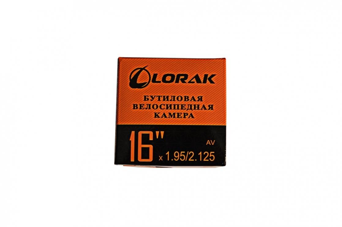 Камера Lorak 16*1,95/2,125 AV32MM, код 16501